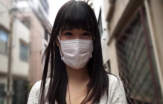 涼宮琴音のマスク